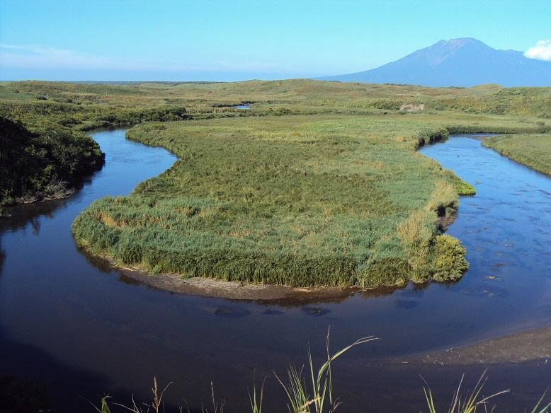 択捉島の河川