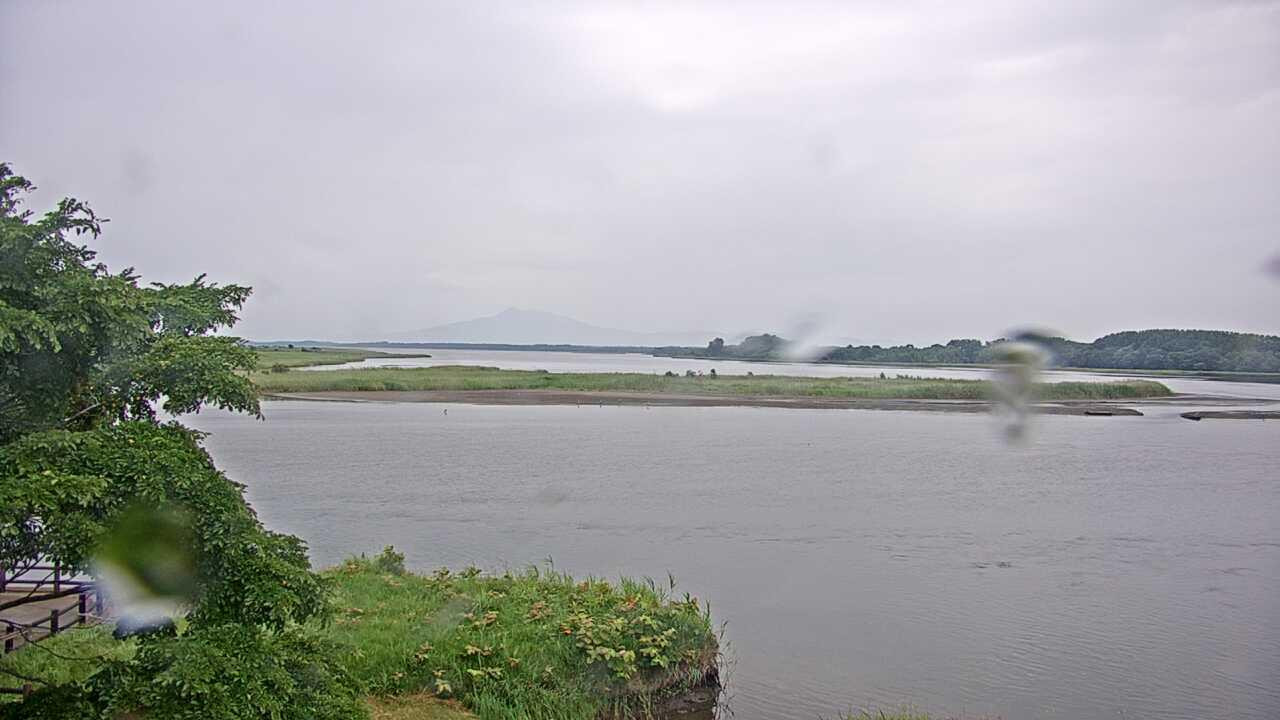 環境省 インターネット自然研究所 「濤沸湖と斜里岳」